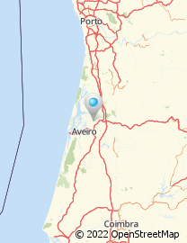 mapa de cacia Código Postal de Apartado 33, Cacia   Aveiro mapa de cacia