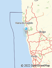 mapa ofir Código Postal de Ofir mapa ofir