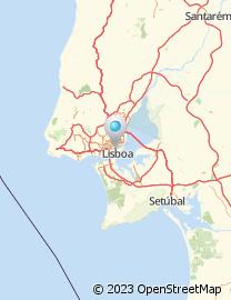 rua do telhal lisboa mapa Código Postal da Rua do Telhal   Lisboa rua do telhal lisboa mapa
