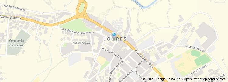 mapa de loures ruas Código Postal da Rua Ilha da Madeira   Loures mapa de loures ruas