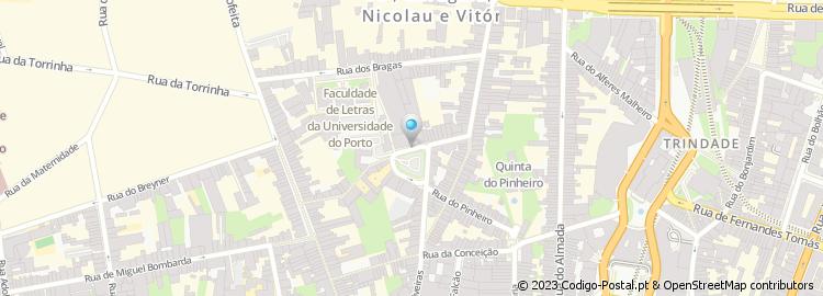 praça coronel pacheco porto mapa Código Postal de Praça Coronel Pacheco praça coronel pacheco porto mapa
